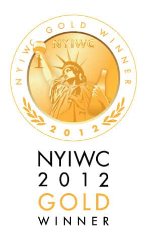 The New York Wine International Competition, 2012 Importer of the Year Gold Medal Winner